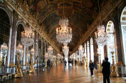 Hall of Mirrors, Palace of Versailles, Paris, France