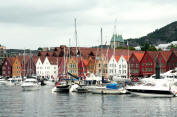 Bryggen District, Bergen