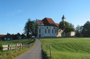 Wieskirche / The Church in the Meadow