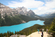 Peyto Lake, Banff Park